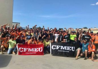 Five picket lines win first pay rises for five years