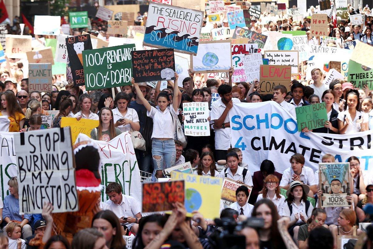 climate strike - photo #37